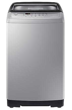 Samsung 6 5 kg Fully-Automatic Top Loading Washing Machine (WA65M4100HV/TL,  Sparkling Grey)