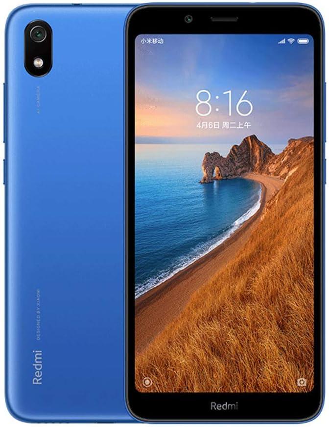Xiaomi Redmi 7A Smartphone, 2GB RAM 16GB ROM Dual SIM 5.45 Pantalla Completa, Qualcomm Snapdragon SDM439 Octa-Core Procesador,Fuente Grande, Cámara Trasera de 13MP Cámara Frontal de 5MP (Azul): Amazon.es: Electrónica