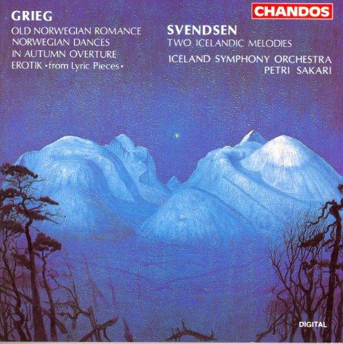 - Grieg: Old Norwegian Romance With Variations / Norwegian Dances / Svendsen: 2 Icelandic Melodies