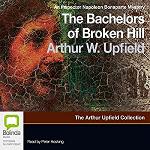 The Bachelors of Broken Hill Hörbuch