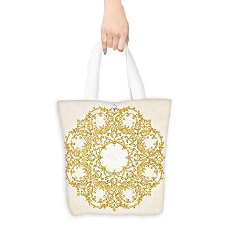 Amazon Com Personalized Pattern Custom Shopping Bag Vector