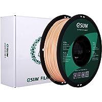 eSUN PLA Plus Filament 1.75mm, PLA Pro PLA+ 3D Printer Filament, Dimensional Accuracy +/- 0.03mm, 2.2 LBS (1KG) Spool 3D…