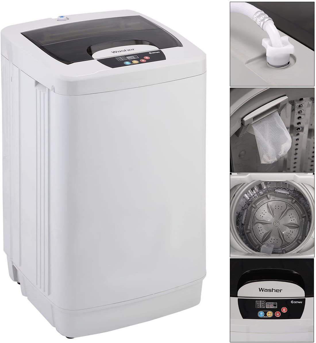 Top 10 Best Portable Washing Machines Reviews in 2020 10