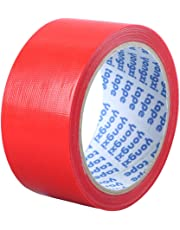 SUPVOX Single Sided Carpet Joining Tape Waterproof Strong Adhesive Cloth Duct Tape DIY Cloth Stage Carpet Floor Tape