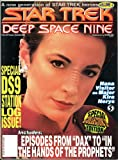 The Official Star Trek Deep Space Nine Magazine Volume 4 Special Collector s Edition