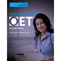 Official Guide to OET (Kaplan Test Prep)
