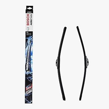Amazon Com Mercedes Benz Windshield Wiper Blades Blade Set Bosch Oem 18933 2032545 Automotive