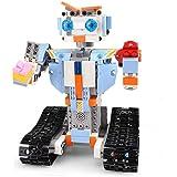 kaimus DIY Assembly Motor Robot Teléfono móvil 2.4G Control Remoto inalámbrico de Modo Dual Robots