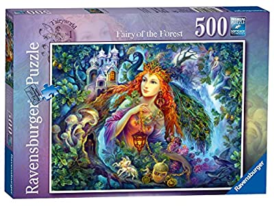 Ravensburger Fairy Of The Forest - 500 Pieces - Puzzle