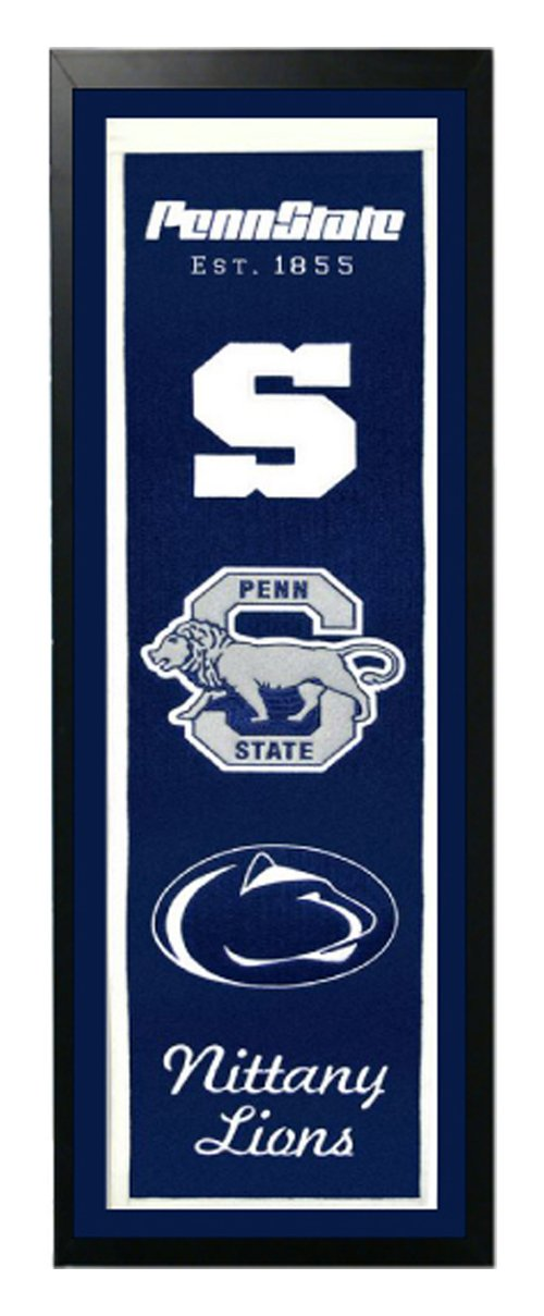 Encore Select 374–40 NCAA Penn State Nittany Lions Banner Rahmen, 35 ...