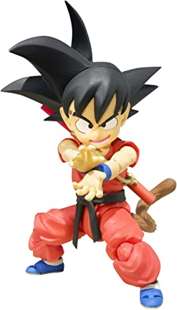 Dragon Ball Krillin Kid Ver S.H.Figuarts Action Figure