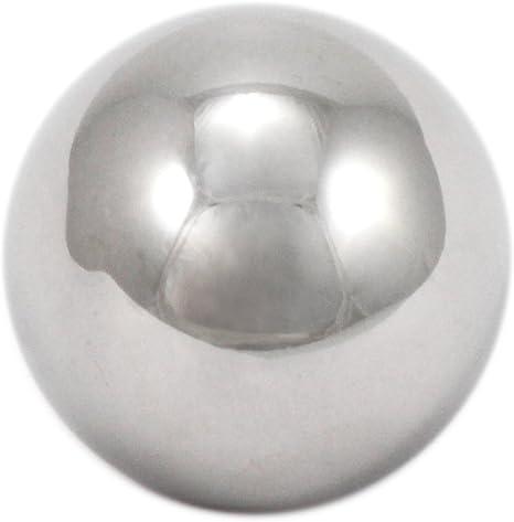 Flipper Bola Pelota de 27 mm Cromo Acero Pinball Steel 1 1/16 ...