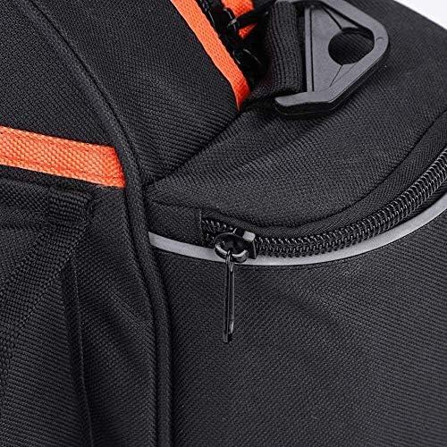 自転車後席用ラゲッジバッグ、自転車テールストック用収納バッグ、マウンテンバイクスポーツバイク用キャリングバッグ