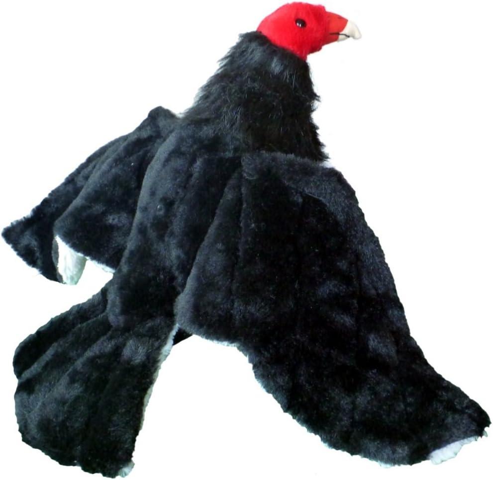 "Adore 23"" Reaper The Turkey Vulture Stuffed Animal Plush Walltoy Wall Mount"