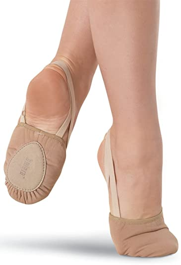 3a3320c59553 Amazon.com  Balera Dance Shoe Half-Sole Turner Stretch Canvas  Shoes