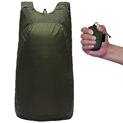 00185d6b0899 Amazon.com : NarutoSak Ultralight Outdoor Travel Hiking Nylon ...