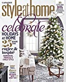 Style at Home brings an exciting and stylish voice to the world of home decorating. The magazine offers readers advice on everything from design trends and decorating projects to renovation solutions and entertaining ideas. We inspire our rea...