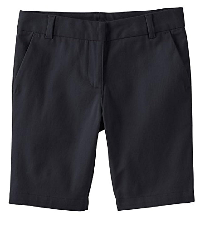 12 Regular Navy Chaps Girls Skinny Bermuda Shorts