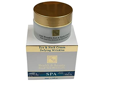 Health & Beauty Dead Sea Minerals H&B Moisturizing Nourishing Cream by Bethlehem Gifts TM (Intensive Avocado and Aloe Vera Cream)