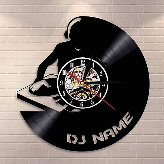 Luz de noche para bebé con control remoto DJ Man Scratch ...