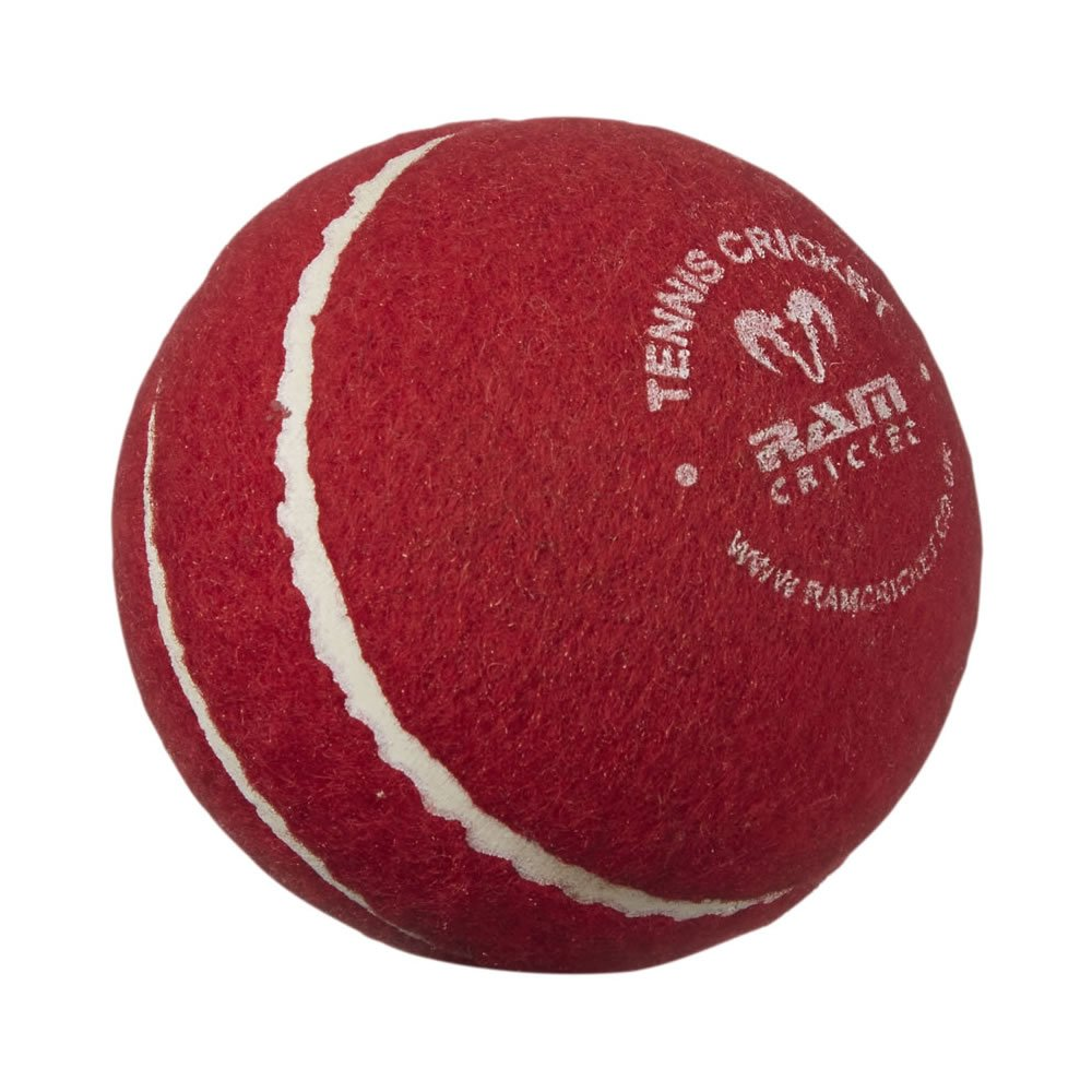 Ram Cricket, Tennis Cricket-Ball, Junior, Rot 3068-R-J