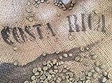 Timrow Traders Unroasted Green Coffee Beans – Costa Rica Tarazzu - 10 LB