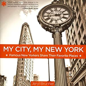My City, My New York Audiobook