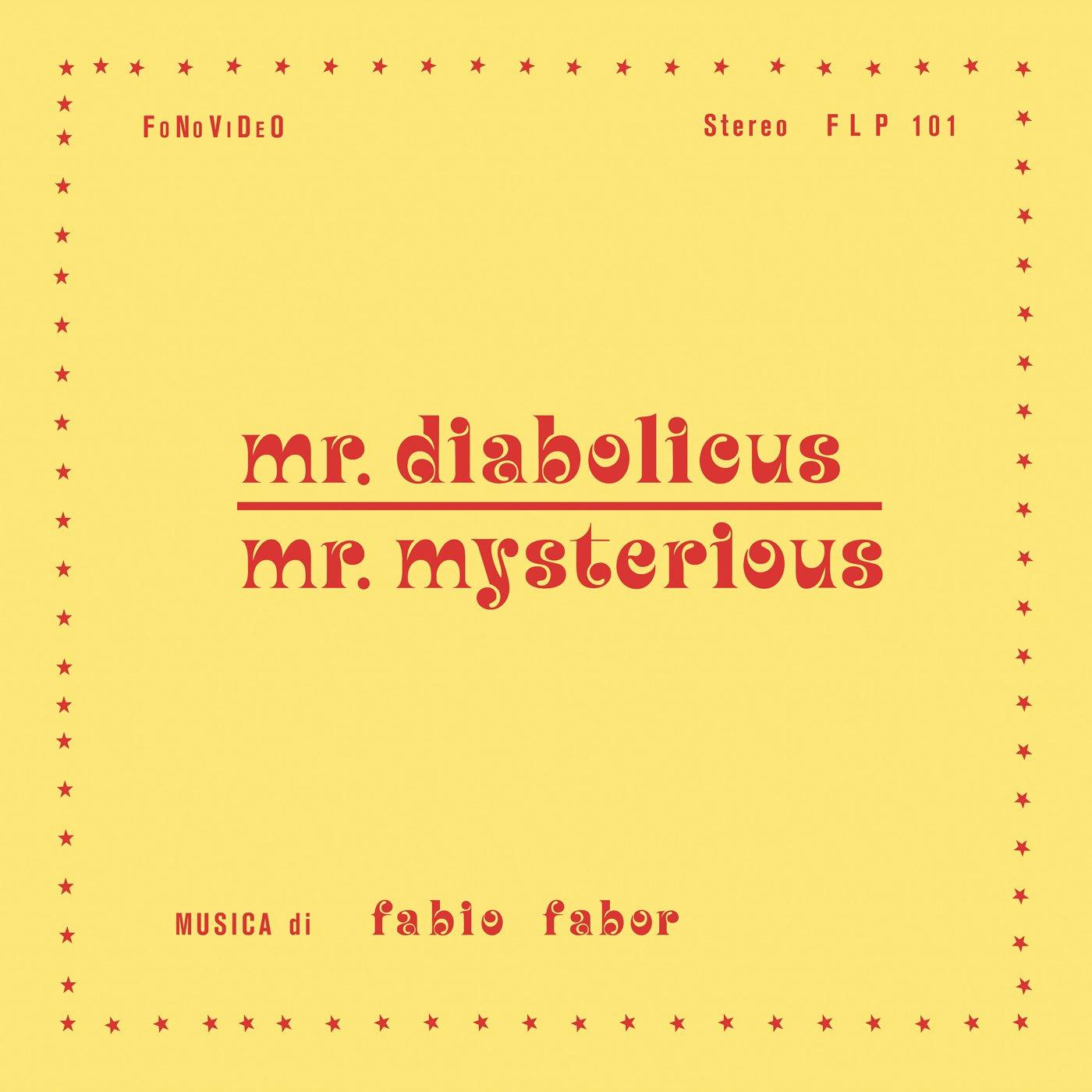 Mr. Diabolicus - Mr. Mysterious [Box Set]