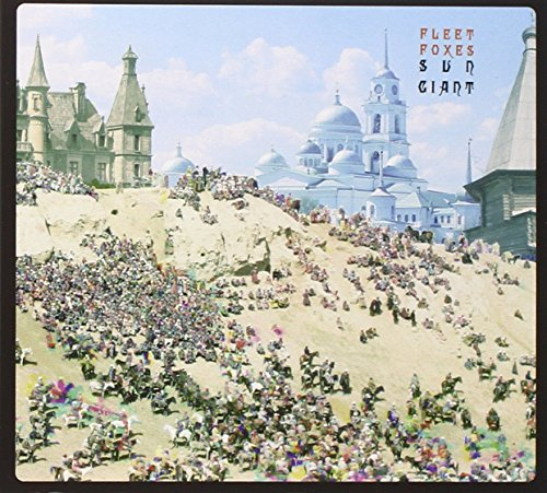 CD : Fleet Foxes - Sun Giant (Extended Play, Digipack Packaging)