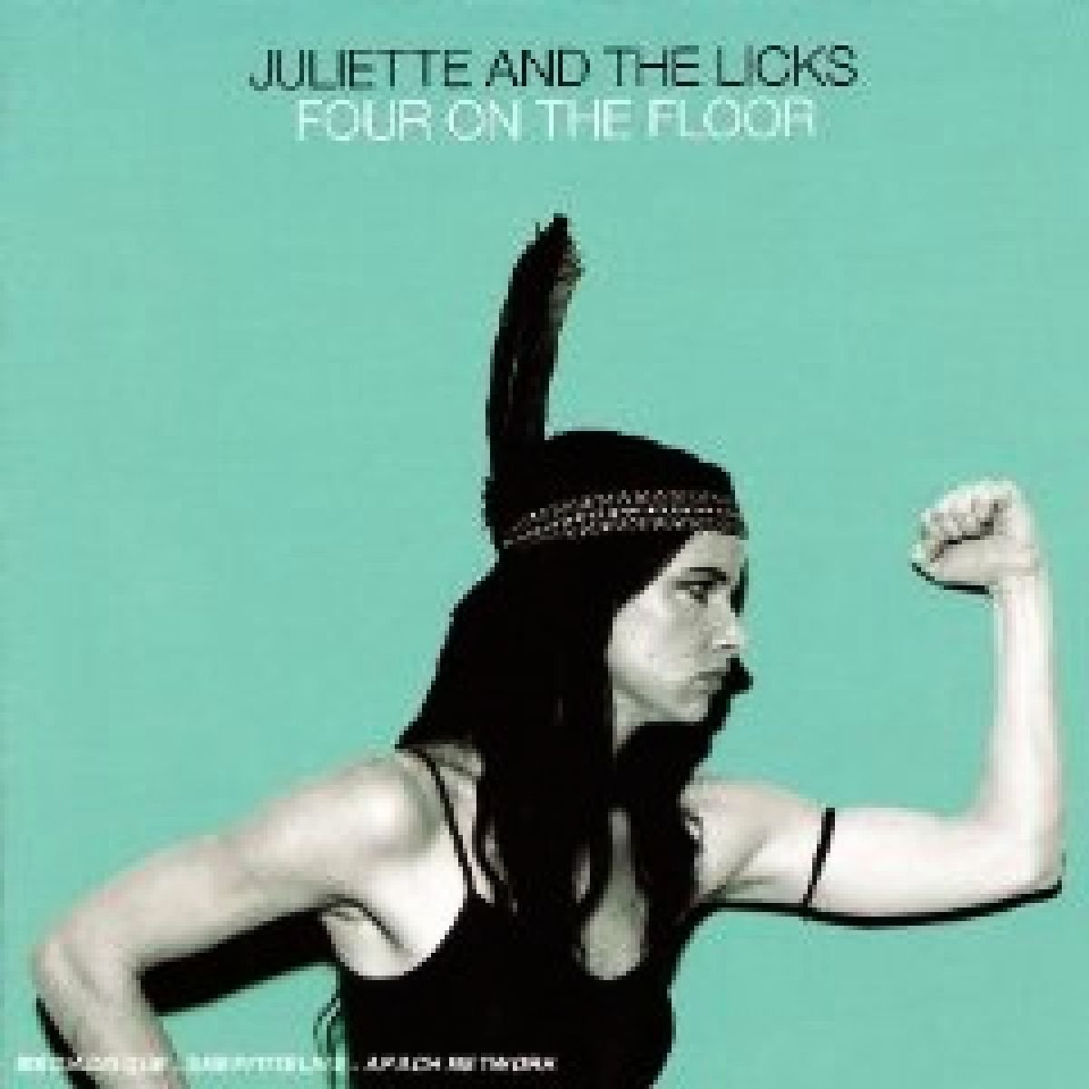 Cd review juliette and the licks four on the floor - 2019 year