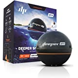 Deeper Smart Sonar PRO - Portable Wireless Wi-Fi Fish Finder for Kayak and Ice Fishing