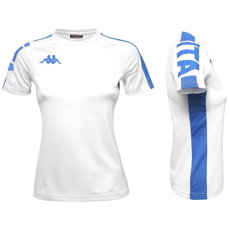 high-quality Kappa - Camisetas y blusas - Señora Wabyr Río 2016 Eng ... 2c99cb11ffabe