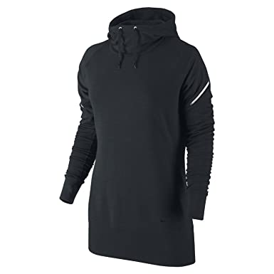 98bcbc8408c1 Amazon.com  Nike Women s Dri-FIT Wool Training Hoodie (Large