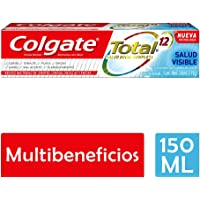 Pasta Dental Colgate Total Salud Visible Multibeneficios 150 ML