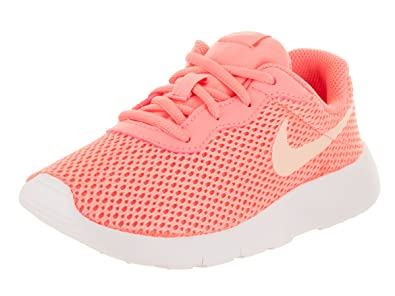 timeless design ce57c f3355 NIKE Girl s Tanjun Shoe Lt Atomic Pink Crimson Tint White Size 1 ...