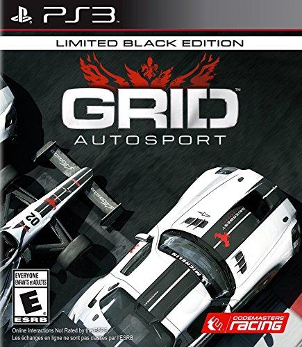 GRID Autosport - PlayStation 3 Black Edition - Ps3 Black Game