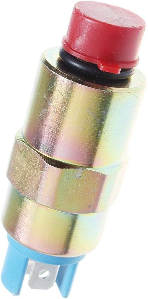 12V Stop Solenoid for Perkins 4.108 4.154 4.236 and M90 Series Engine