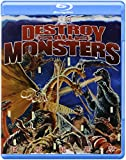 Destroy All Monsters [Blu-ray]