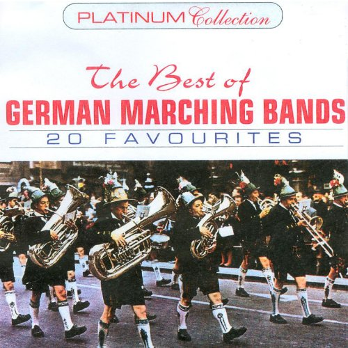 German Band - The Best of German Marching Bands