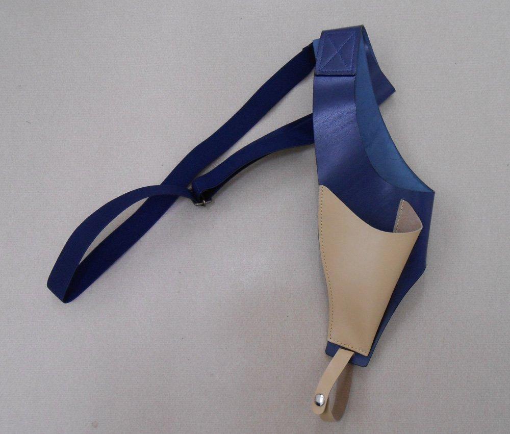 Pistolera del hombro por PPK (de cuero) No.007 (Japn importacin / El paquete y el manual estn escritos en japons)