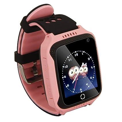 Sunnyday M05 Smart Watch para niños Reloj con GPS para Apple ...