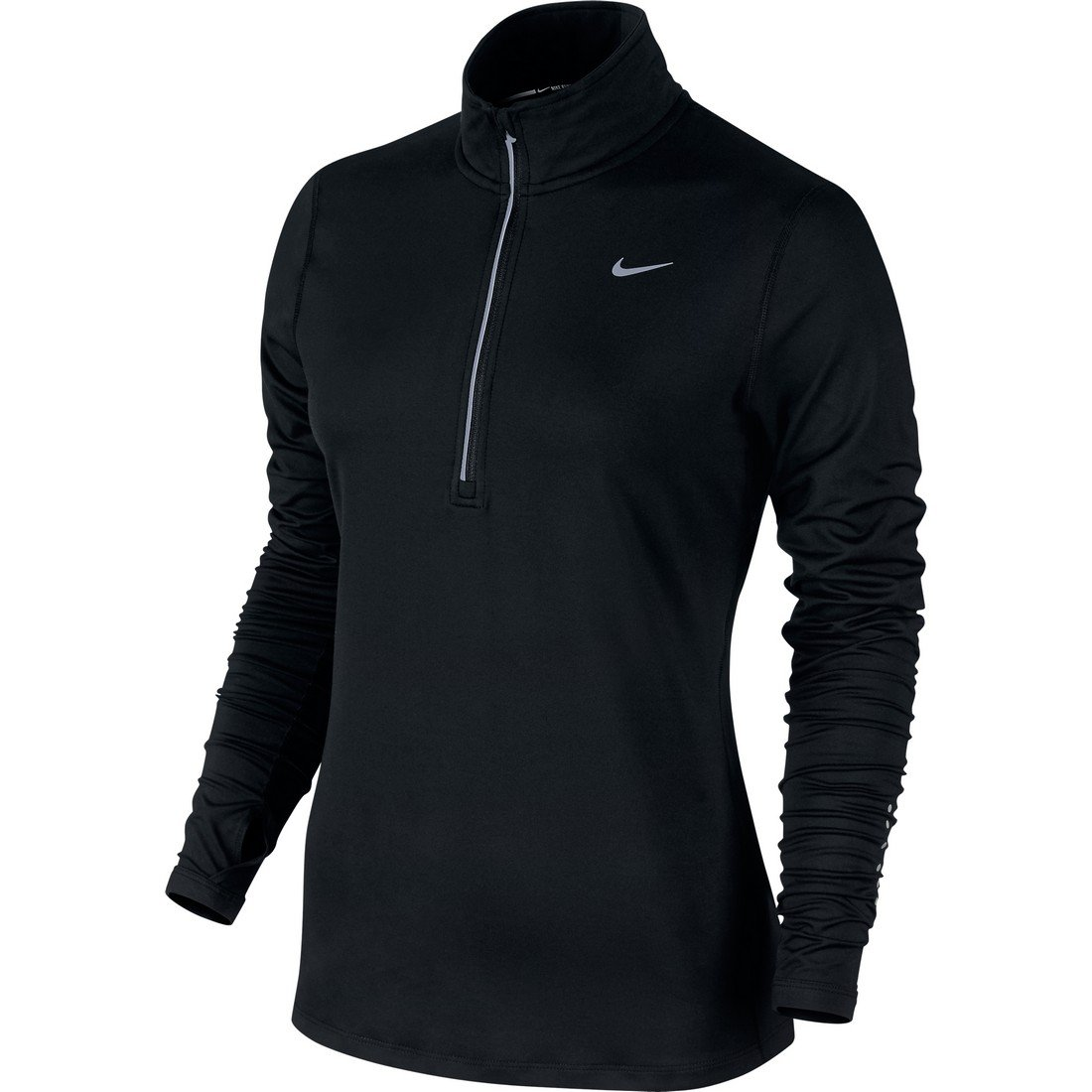 NIKE Damen Tank Element Half Zip