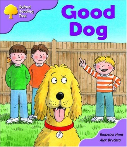 Oxford Reading Tree: Stage 1+: First Phonics: Good Dog ebook