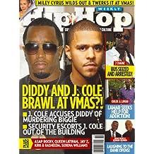 Diddy, J. Cole, 2 Chainz, Khloe Kardashian, Lamar Odom, Brian Hooks, Bernard Bronner, Miley Cyrus - September 3, 2013 Hip Hop Weekly Magazine