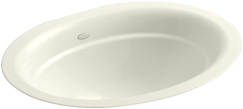 KOHLER K-2824-20 Serif Undermount Bathroom Sink Suede