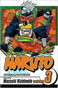 Amazon.com: Naruto, Vol. 3: Dreams (0782009167532): Masashi ...