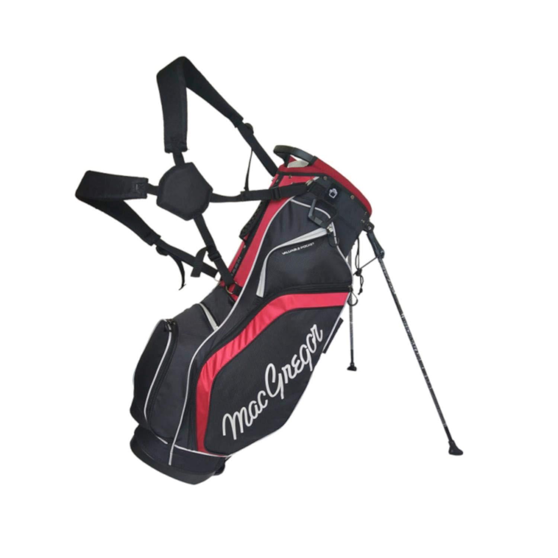 MacGregor Response - Bolsa de Golf para Hombre, Color Negro ...