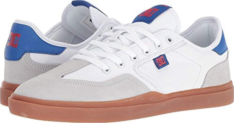 Blanc Gum DC - Chaussures Vestrey Se Lowtop Homme 45.5 EU