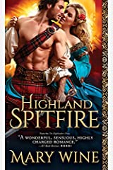 Highland Spitfire (Highland Weddings Book 1) Kindle Edition