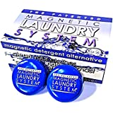 MLS Magnetic Laundry System - The Green, Non-Toxic, Eco-Friendly, Money Saving, Family Health Protecting, Patented and Proven Laundry Detergent Alternative. Safe and All Natural Cleaner, Replaces Chemical Liquid and Powder HE Detergent and Soap, and Helps With Allergies and Chemical Sensitivities to Detergents. Chemical Free and Clear. Child and Baby Safe.